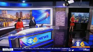 News Studio Desk by Richmond Station Debuts New Home Newscaststudio
