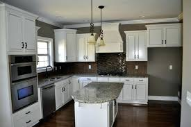 backsplash ideas for white cabinets and black countertops kitchen backsplashes for white cabinets