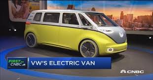 electric volkswagen van volkswagen na ceo we have u0027perfect timing u0027 for electric vehicles