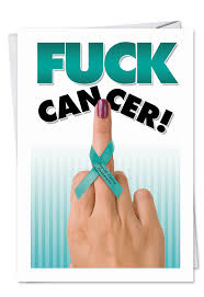 ovarian cancer card