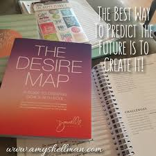 Desire Map Amy Shellman Passionately Happy And Fit January 2017