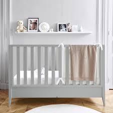 chambre bébé jacadi lit évolutif brume jacadi