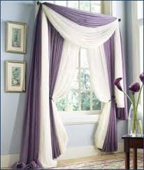 Scarf Curtains It Takes Quite An Outlay Of Money To Do A Multi Layered Style Like