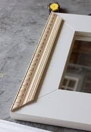 diy ikea hack mongstad mirror makeover restoration hardware
