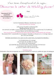 organisatrice de mariage formation formation wedding planner le de l orchidée