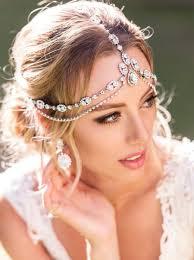 headpiece jewelry bohemian wedding hair accessory bridal headpiece bohemian