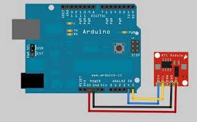 arduino clock temp humidity sensors sparkfun electronics