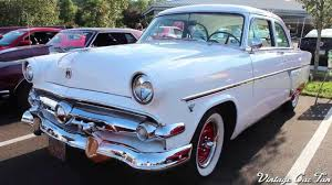 1954 ford car models u0026 1953 ford crestline victoria dashboard