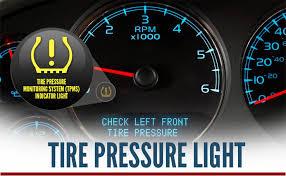 honda crv tire pressure monitoring system tire pressure lights