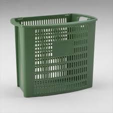 corbeille bureau corbeille poubelle bureau tri selectif 32l ajouré vert