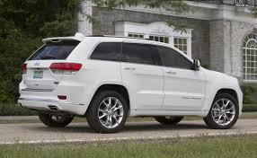 jeep grand cherokee custom 2015 2016 jeep grand cherokee recalled over transmission issue