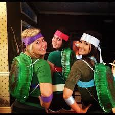 Halloween Ninja Turtle Costume 130 Winning Group Halloween Costume Ideas Group Halloween