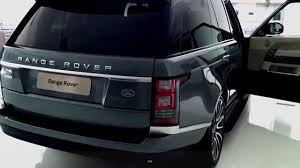 land rover price 2017 car review 2016 land rover range rover autobiography in detail