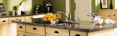 moen torrance kitchen faucet shop moen torrance spot resist stainless 1 handle deck mount low