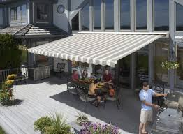 Side Awnings For Patios Sunsetter Retractable Awnings