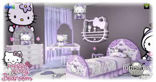 chambre complete hello chambre enfant sims 4