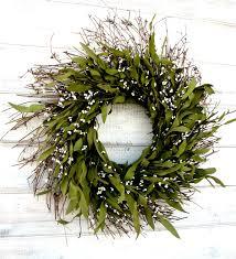 Twig Home Decor Fall Wreath Farmhouse Wreath Rustic Twig Wreath Summer