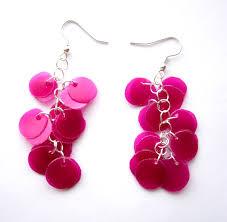 plastic bottle earrings upcycled plastic bottle earrings pinteres