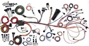 american autowire classic update series wiring harness kits 500981