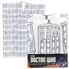 Dr Who Duvet Dr Who Bedroom Home Furniture U0026 Diy Ebay