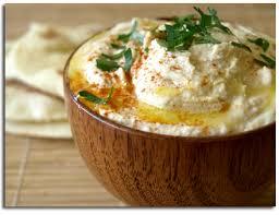cuisine libanaise houmous houmous dip libanais aux pois chiches et au sésame cookismo