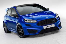 2015 new ford cars all new ford focus rs to go into production
