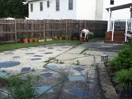 113 best renovating a tiny concrete backyard images on pinterest