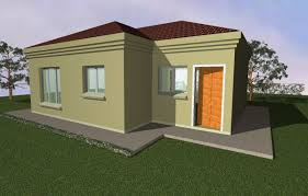 4 bedroom single storey house plans in south africa bedroombijius