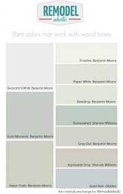 paint colors that work well with wood trim and floors don u0027t make