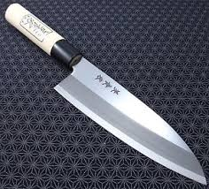 japanese carbon steel kitchen knives japanese santoku kitchen knife bishokuka gk101 165mm carbon steel