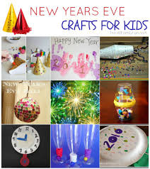 new year u0027s eve ideas activities craft and decoration