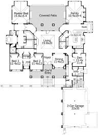 one story house plans with two master suites modern house plans with two master suites on floor luxury 45