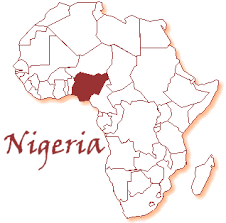 map of nigeria africa don t much about nigeria visual culture