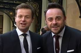 declan donnelly hair transplant ant and dec cause twitter meltdown but can you tell why daily