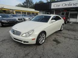 mercedes roswell road 2008 mercedes cls cls 550 4dr sedan in roswell ga car