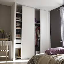 armoire chambre portes coulissantes armoire portes coulissantes lm matière panneau de particules revêtu