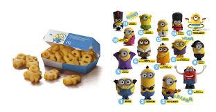 cuisine mcdo jouet les minions s invitent chez mcdonald s food