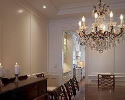 Best Walls Images On Pinterest Spaces Traditional Dining - Traditional dining room chandeliers