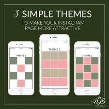instagram design ideas having a beautiful instagram feed is not as easy as it looks