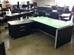 glass top office desk glass top office desk modern best home office furniture www