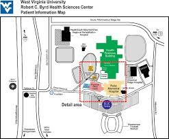 cabell huntington hospital map