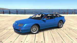 renault alpine gta forza horizon 3 1990 renault alpine gta le mans youtube