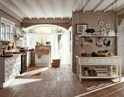 anrichte küche küche im landhausstil gestalten rustikaler touch zu hause