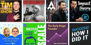 Seeking Best Episodes The 10 Best Business Podcast Episodes Of 2017 Startup Mixtape