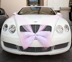 deco mariage voiture décoration voiture mariage 55 idées de déco romantique