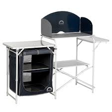 coleman camp kitchen with sink