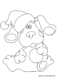 blues christmas disney s59e4 coloring pages printable