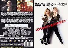 Seeking Season 1 Dvd Release Desperately Seeking Susan Dvds Ebay