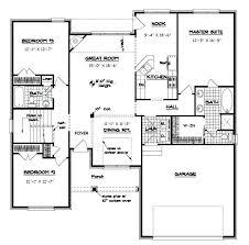 ranch floor plans with split bedrooms split bedroom floor plans house plan split bedroom modular floor
