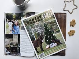 country style christmas cover shoot emma blomfield interior
